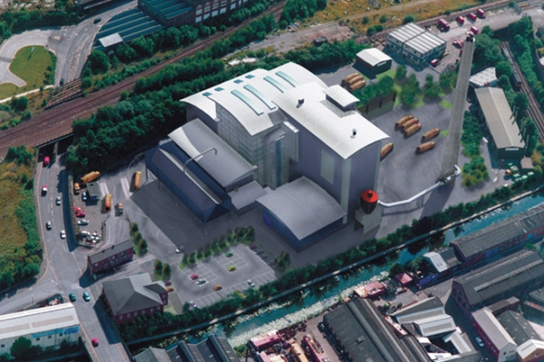 Sheffield Energy Recovery Facility (ERF)
